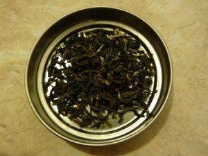 herbata lotosowa - listki