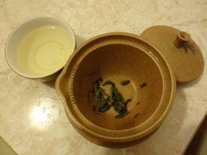 herbata lotosowa - napar
